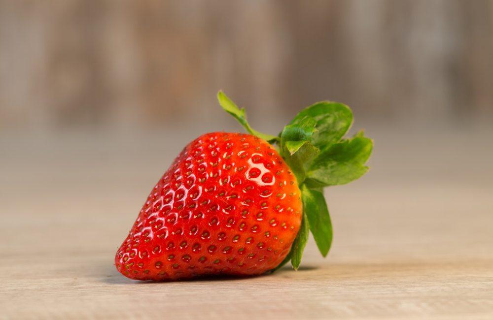 Innocent strawberry
