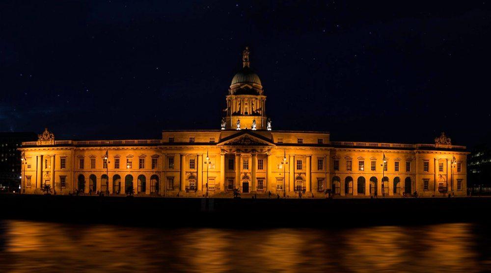 Ireland parliament politics policy republic of Ireland Irish history